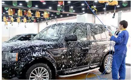 洗车微信小程序开发,让洗车更智能更便捷