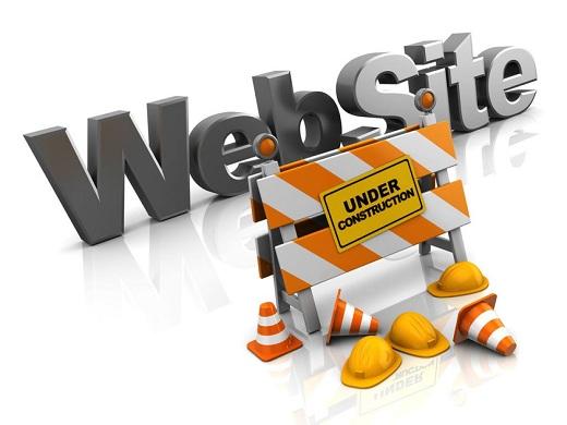 网站建设,网站设计4个重要过程